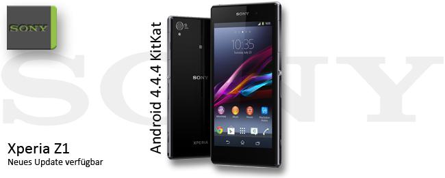 Sony Xperia Z1 und Xperia Z Ultra