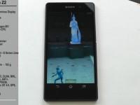 [Video] Sony Xperia Z2 AnTuTu Benchmarktest