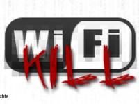 WiFiKill: Unliebsame WLAN-Nutzer rausschmeißen