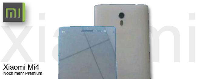 Xiaomi Mi4 Leak