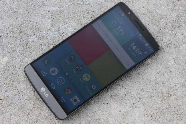 LG G3 Test