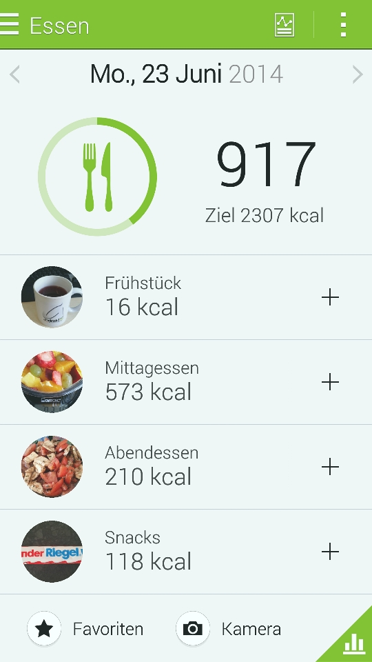 Samsung get fit Challenge