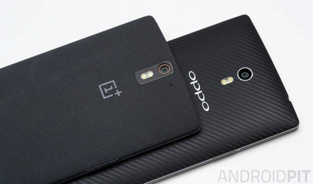 OnePlus One vs. OPPO Find 7