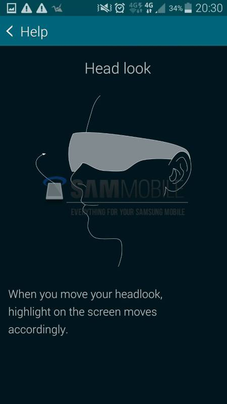 Samsung Gear VR Apps Leak