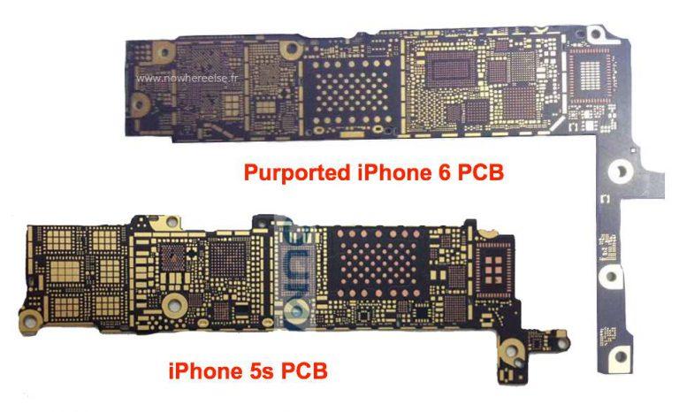 iPhone 6 Logicboard