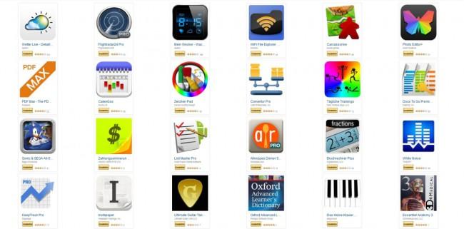 Gratis Amazon Apps