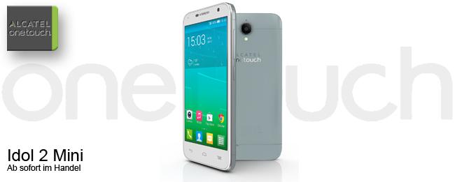 Alcatel One Touch Idol 2 Mini