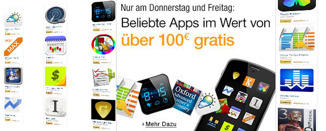Amazon Apps Gratis