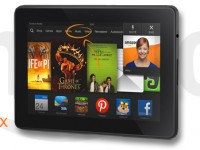 Amazon Kindle Fire HDX Tablet mit Snapdragon 805 Upgrade