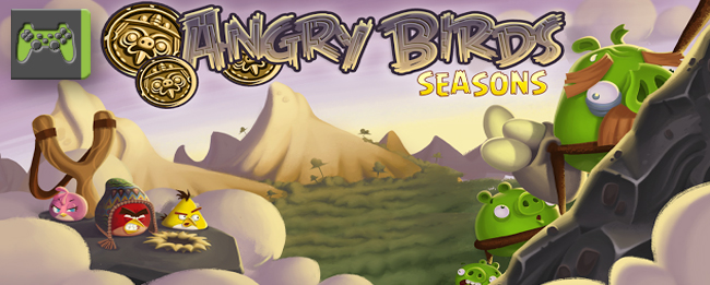 Angry Birds Seasons South Hamerica