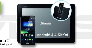 ASUS PadFone 2 Update