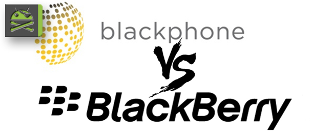 Blackberry vs. Blackphone