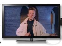 Googles Chromecast lässt sich rickrollen