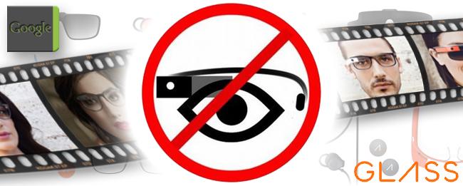 Google Glass Verbot