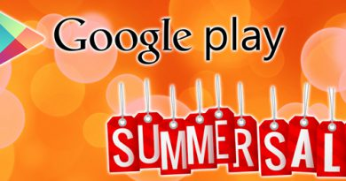 Google Play Summer Sale