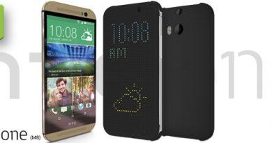 HTC Dot View Case