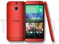 HTC One M8 Glamour Red ab sofort erhältlich