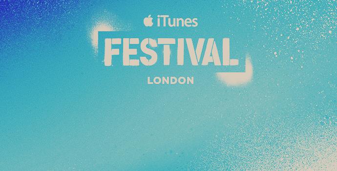 iTunes Festival 2014 London