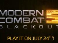 [Video] Gameloft veröffentlicht Trailer zu Modern Combat 5 Blackout