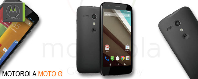 Motorola Moto G Android L