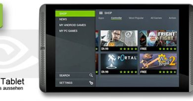 NVIDIA Shield Tablet