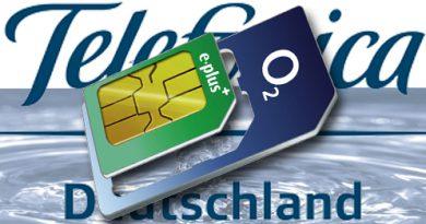 E-Plus Übernahme durch O2 Telefonica