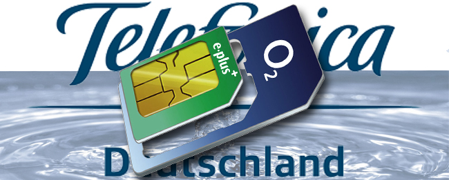 E-Plus Niederlade in Potsdam wgene gedrosseltem Datenvolumen