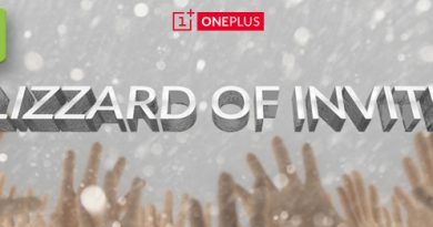 OnePlus One Blizzard of invites