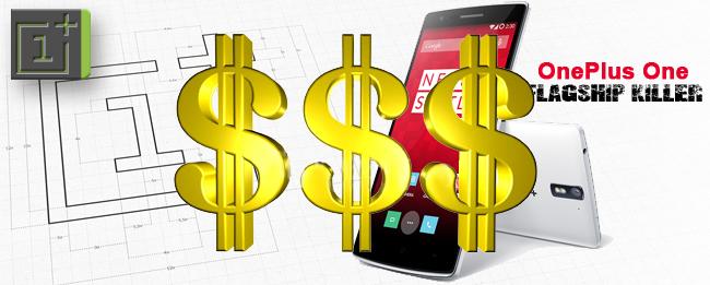OnePlus One und der Gewinn