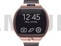Samsung Gear 3 mit gebogenem Display zur IFA 2014 erwartet