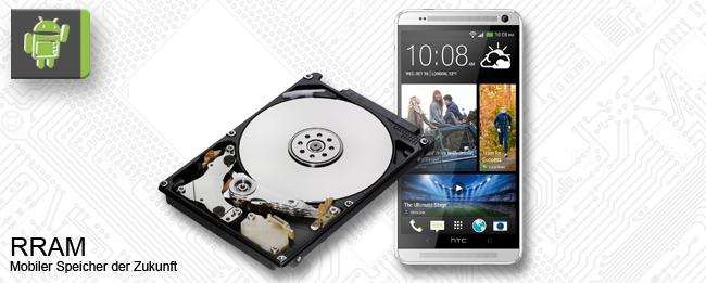 RRAM Speicher mit 1 Terabyte