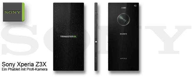 Sony Xperia Z3X Leak