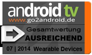 Testurteil LG G Watch