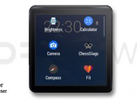 Android Wear Mini Launcher jetzt mit Quicksetting-Menü