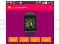 Android Wear Watchfaces mit WearFaces selber erstellen
