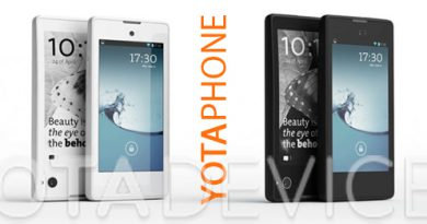 YotaPhone von Yota Devices