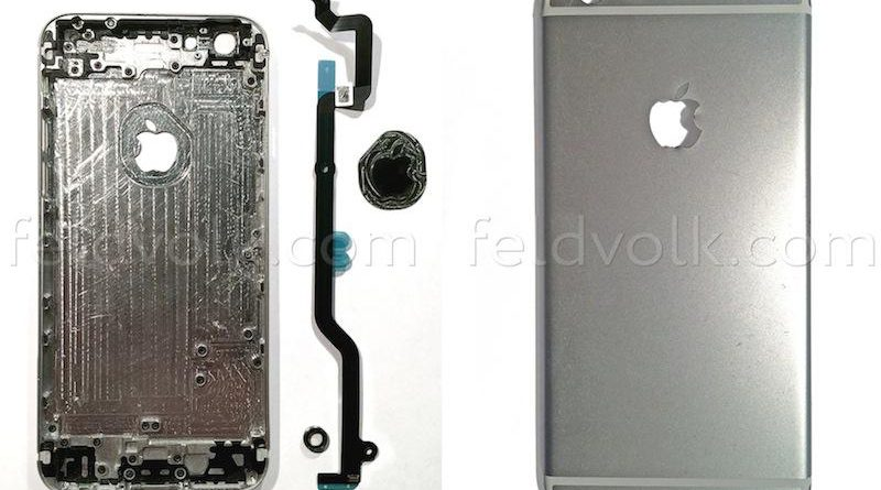iPhone 6 Rückseite Leak