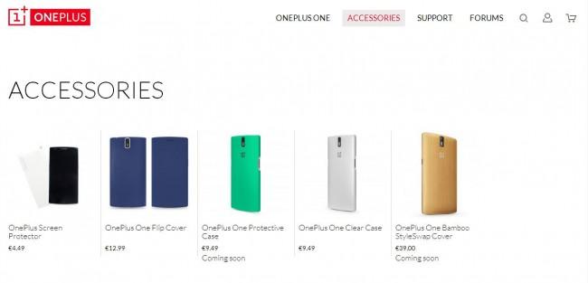 OnePlus One Zubehör Shop