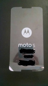 Motorola Moto S Teaser