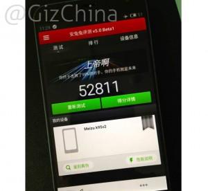 Meizu MX4 Benchmark mit MediaTek MT6595