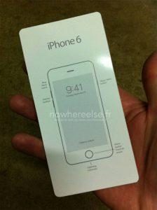 iPhone 6 Datum der Vorstellung