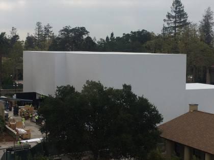 Apple-Projekt am Flint Center for the Performing Arts
