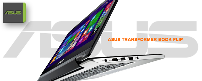 ASUS Transformer Book Flip