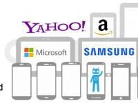 CyanogenMod im Fokus von Microsoft, Amazon, Yahoo und Samsung
