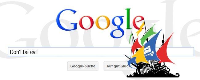 Löschanfragen an Google