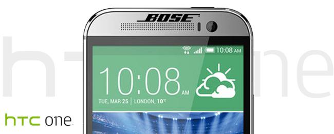 HTC und Bose für kleineren BoomSound