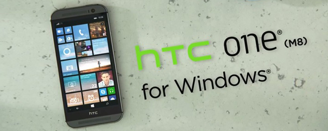 HTC One M8 for Windows ohne Windows 10 Mobile Update