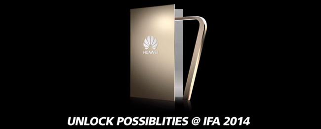 Huawei Ascend Mate 7 IFA-Teaser