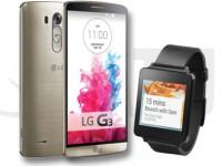 LG G3 im Saturn kaufen und eine LG G Watch gratis dazu erhalten