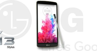 LG G3 Stylus Leak